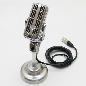 Vintage AMPERITE Ribbon Microphone / Micro / Mike
