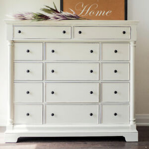 Gentle Woodstock Double Wardrobe Two Drawer Solid Pine Delivery Can Be Arranged Durable Service
