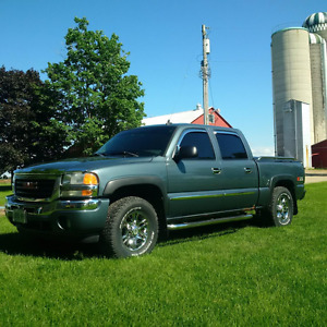 NEW PRICE!!! 2006 GMC Sierra 1500 Pickup Truck LOADED