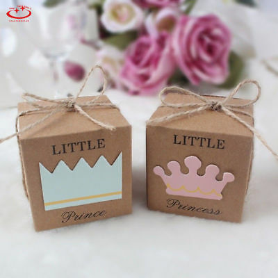 Chocolate Bridal Shower Favors - 10Pcs Kraft Paper Chocolate Candy Gift Boxes Wedding Party Baby Shower Favor Box