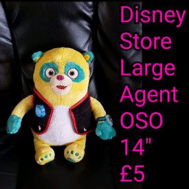 Disney Store Large Agent OSO