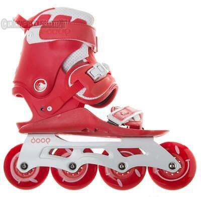 Doop Classic II Inline Skate Recreational Fitness Mens Size 9.0 - 14.0 NEW
