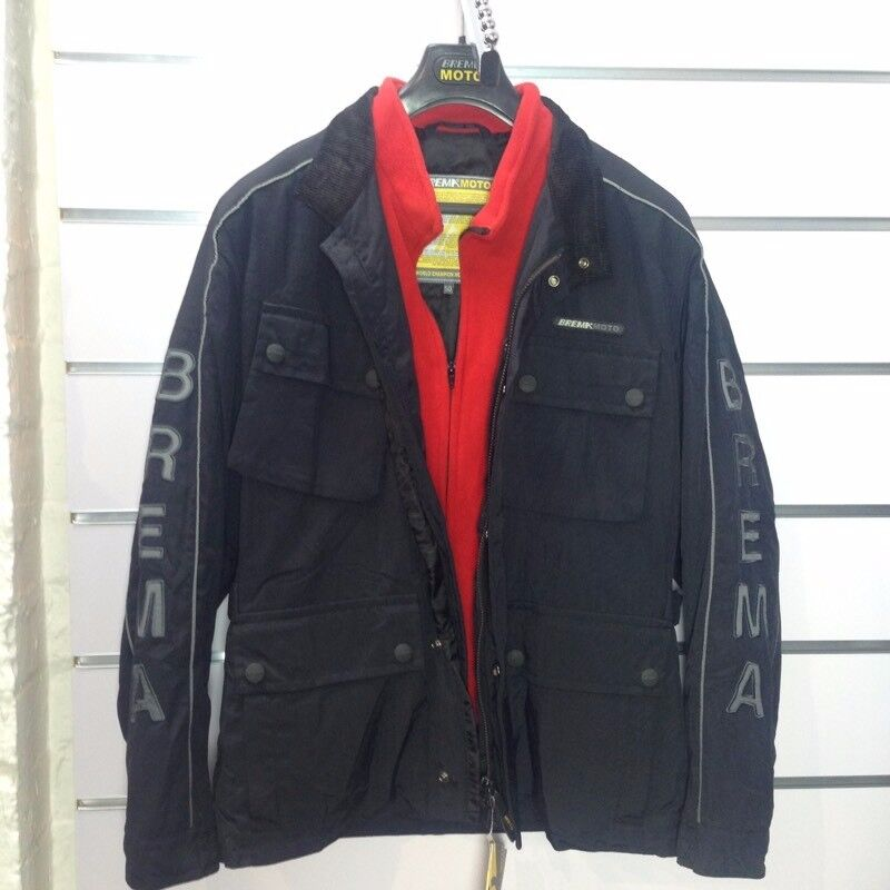 Italian Brema Jackets and coats available on consignment for established market traders