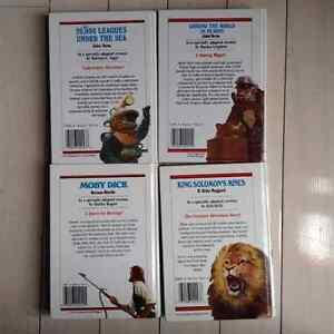 Great illustrated classics 4 books Gatineau Ottawa / Gatineau Area image 2