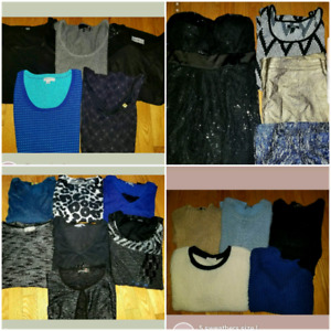21 pcs size L clothes
