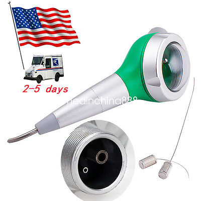Dental 2 Holes Hygiene Prophy Jet Air Polisher System Tooth Polishing Handpiece