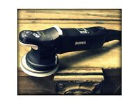 Machine polisher and Hoover attachment wanted