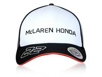 McLaren Jenson Button Cap