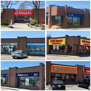Exciting Leasing Opportunity in High Traffic Plaza!
