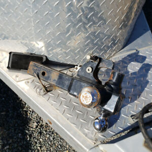 Multi ball trailer hitch