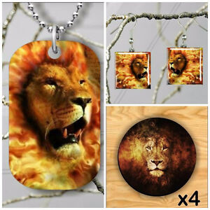 *BRAND NEW* FLAMING LION COLLECTION