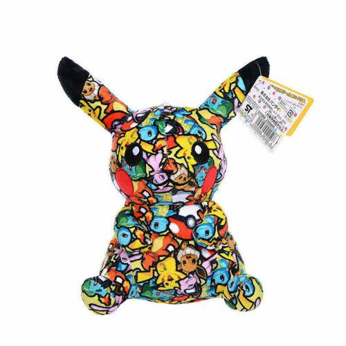 20cm Pokemon Kuscheltier Pikachu Stofftie Kinder Stofftiere Spielzeug Soft Toys