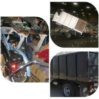 Low cost affordable junk removal 587-807-6437