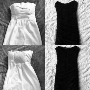 Strapless dress (Guess)