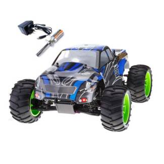 HSP 1/10 Monster RC Truck 94108 2.4Ghz Remote Control Nitro 4WD O