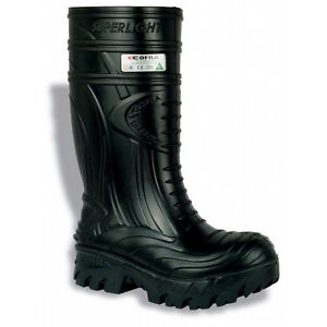 Cofra thermal rubber boots sz. 12
