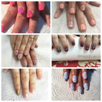 Looking for a Full-Time Nail Technician Job