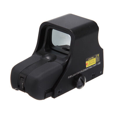 551 Red Green Dot Tactical Airsoft Scope Outdoor Riflescope Holographic Sight