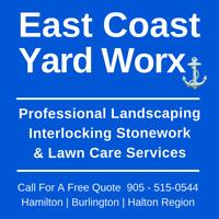 Landscaping & Interlocking Stonework Projects: BRANTFORD