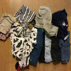 Clothing, boots, coats, snowpants Boys size 9 months - 5T Kingston Kingston Area image 6