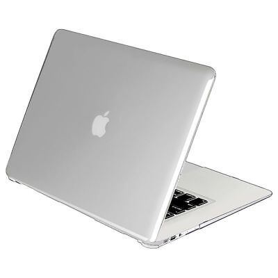 CLEAR Crystal Hard Case Cover for Macbook Air 13