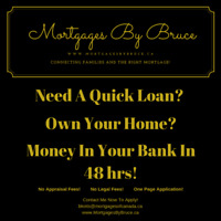 Need Funds Quick? Own Your Home? Funds in Bank Within 48 Hours!