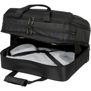"TARGUS 17.3"" Rolling city gear Travel Laptop Case overnight"