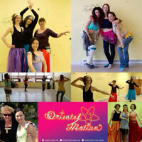 Bellydance Lesson: Invitation for Newcomers!