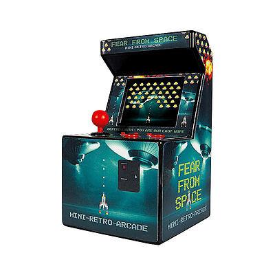 FRANZIS Abenteuer-Box Retro-Videogame-Automat mit 240 Spielen