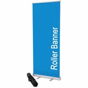 Pull Up Banner with Stand and Full Color Print Only $99.99.....!