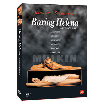 Boxing Helena (1993) DVD - Julian Sands, Sherilyn Fenn