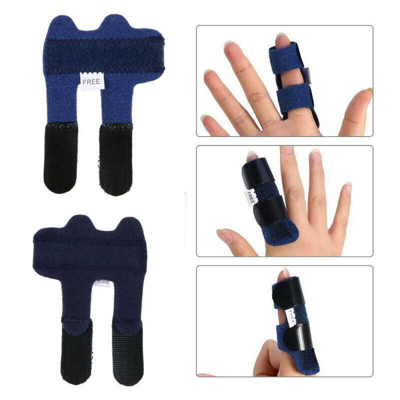 pain relief trigger finger fixing splint straightening