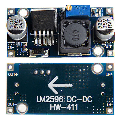 Dc-dc 3a Step Up Down Boost Buck Voltage Converter Module Lm2596s Power 340v Cn