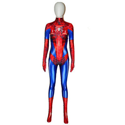 MJ Jamie Spider Costume Mary Jane Spiderman Cosplay Suit For - Mj Costume