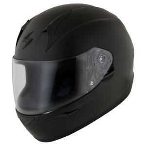 Scorpion EXO-R410 Solid Helmet - XL - Matte Black