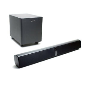 Energy Power Bar Soundbar with Wireless Subwoofer