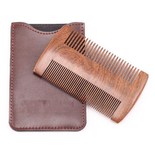 Natural Sandalwood Comb Beard Comb Pocket Size Comb Massage