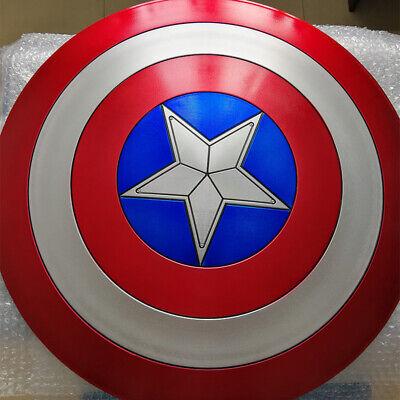 Movie Avengers 3 Captain America Shield 1:1 Full Shield Cosplay Halloween Props (Halloween Full Movie 1)