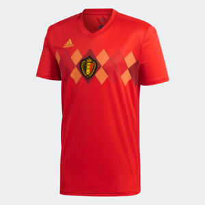 FS: Adidas Belgium Jersey FIFA WORLD CUP 2018 Mens Red/White