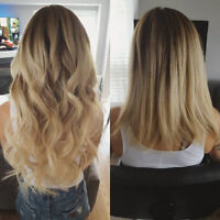 HAIR EXTENSIONS,CUT,STYLE START AT $199 (STANDARD TAPE INS)
