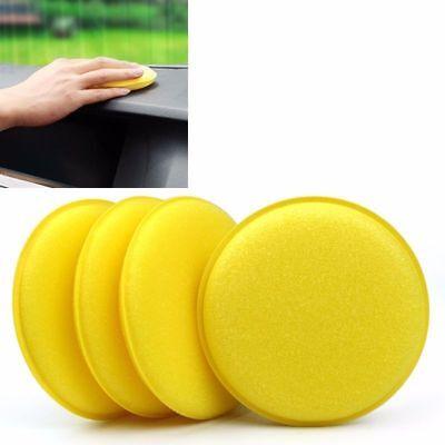 12pcs Car Waxing Polish Foam Sponge Wax Applicator Cleaning Detailing Pads Foam Applicator Sponge