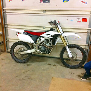 2011 yz250f with WR transmission 3200$ NEED GONE