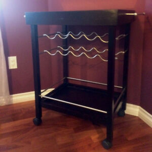 Bar Cart / Wine Table for SALE!