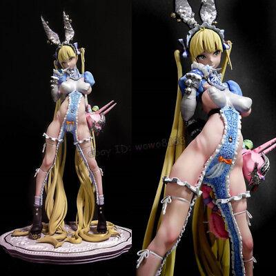 - Unpainted 1/7 Resin Anime Figure Model ALICE/Nighthawks Garage Kit High-Quality
