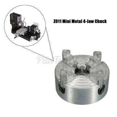 Metal Mini Wood Lathe Chuck 4-jaw Cnc Milling Drilling Tool 1.856mm1265mm Se