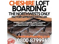 Loft Boarding Solutions - Approved Loft Storage Solutions in Cheshire