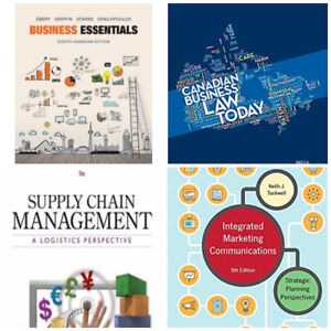 Marketing Management / Global Business Management TextBooks
