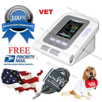 Us Vetanimal Full Digital Blood Pressure Monitor 6-11cm Nibp Cuff Nibp Vet