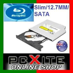 12.7mm Internal Blu-Ray Combo Optic Drive CD DVD Burner SATA Tray Load 4 Laptop