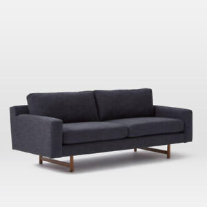 "West Elm Eddy Sofa (82"") for Sale"